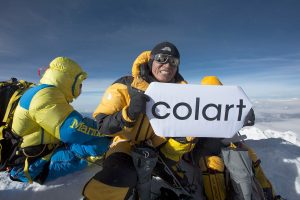 Colart mount everest